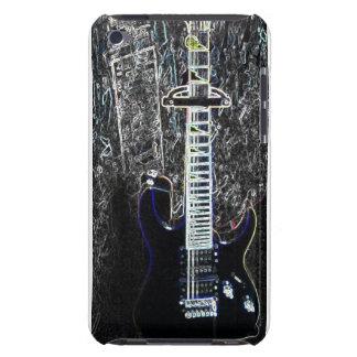 Mi guitarra iPod touch Case-Mate carcasas