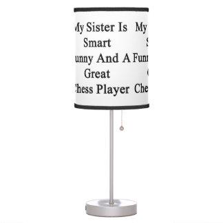 Mi hermana es divertida elegante y un gran jugador
