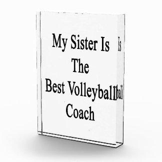 Mi hermana es el mejor coche del voleibol