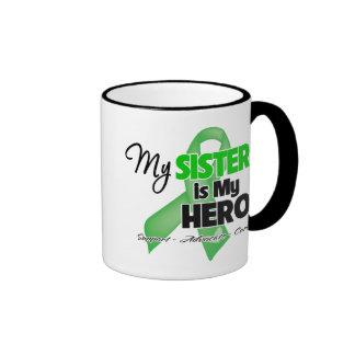 Mi hermana es mi héroe - SCT BMT Tazas