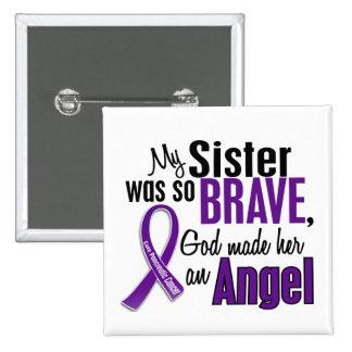 Mi hermana es un cáncer pancreático del ángel pins