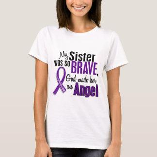 Mi hermana es un cáncer pancreático del ángel playera