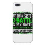 Mi hermana gemela del linfoma demasiado 2 de la ba iPhone 5 coberturas
