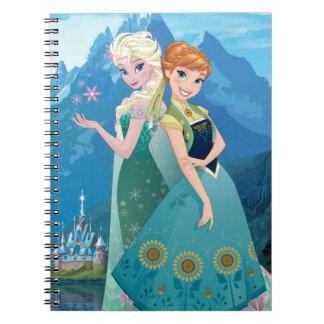 Mi hermana me ama spiral notebooks