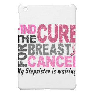 Mi hermanastra está esperando al cáncer de pecho