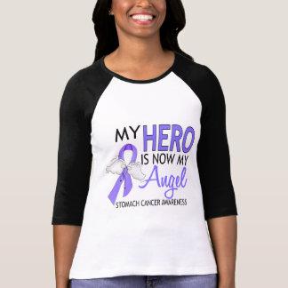 Mi héroe es mi cáncer de estómago del ángel tshirt
