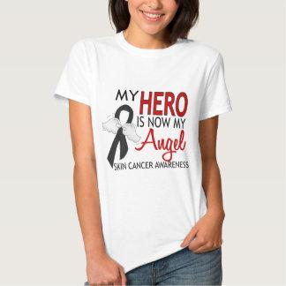 Mi héroe es mi cáncer de piel del ángel playera