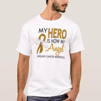 Mi héroe es mi cáncer del apéndice del ángel playera