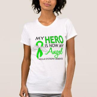 Mi héroe es mi distrofia muscular del ángel camisetas