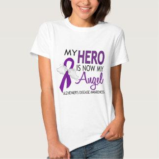 Mi héroe es mi enfermedad de Alzheimer del ángel Poleras