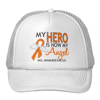 Mi héroe es mi ms del ángel gorra