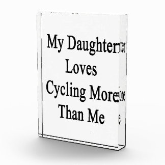 Mi hija ama el completar un ciclo más que mí