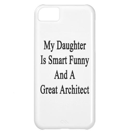 Mi hija es divertida elegante y gran arquitecto