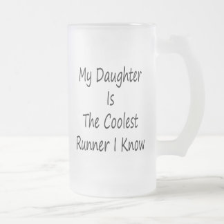 Mi hija es el corredor más fresco que conozco tazas de café