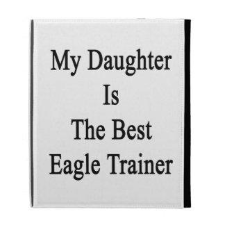 Mi hija es el mejor instructor de Eagle