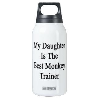 Mi hija es el mejor instructor del mono
