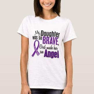 Mi hija es un cáncer pancreático del ángel playera