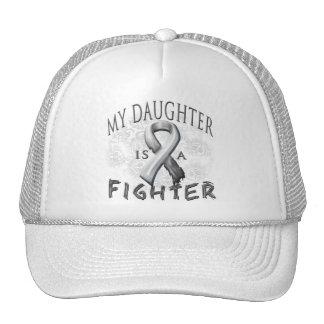 Mi hija es un gris del combatiente gorra