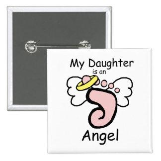 Mi hija es un Pin del ángel