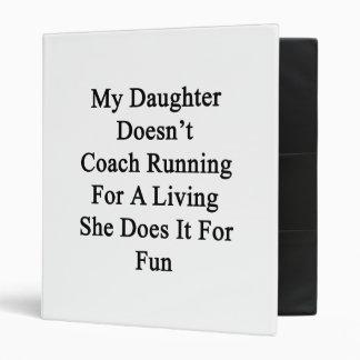 Mi hija no entrena el funcionamiento para la vida