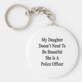 Mi hija no necesita ser hermosa ella es A