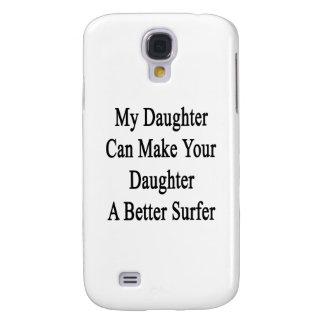 Mi hija puede hacer su hija a una mejor persona funda para galaxy s4