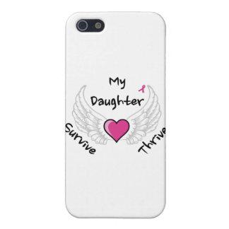 Mi hija - sobreviva prosperan iPhone 5 protector
