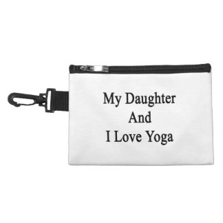 Mi hija y yo amamos yoga