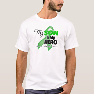 Mi hijo es mi héroe - cáncer del riñón playera