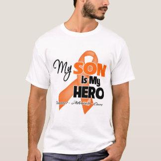 Mi hijo es mi héroe - leucemia playera
