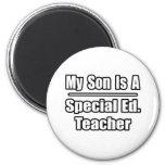 Mi hijo es un Ed especial. Profesor Imanes De Nevera