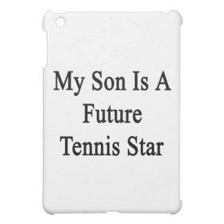 Mi hijo es una estrella de tenis futura