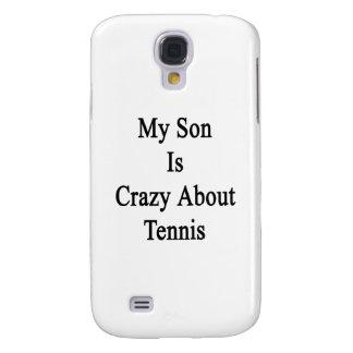 Mi hijo está loco por tenis carcasa para galaxy s4