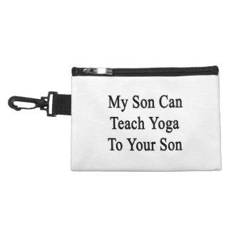 Mi hijo puede enseñar a yoga a su hijo