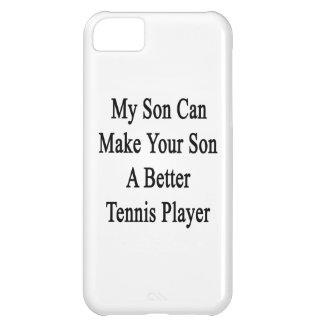 Mi hijo puede hacer su hijo a un mejor jugador de funda para iPhone 5C