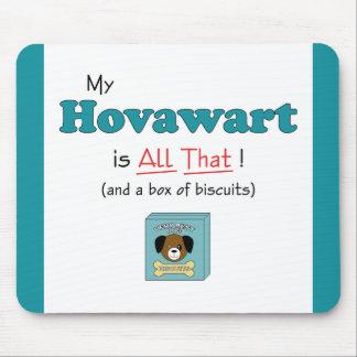 ¡Mi Hovawart es todo el eso! Alfombrillas De Ratón