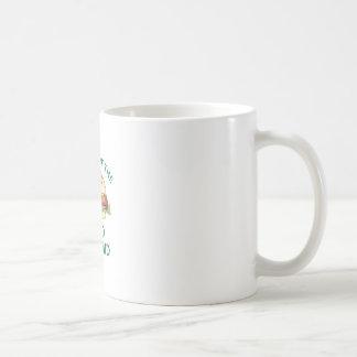 Mi idea de la pirámide de alimentación taza básica blanca