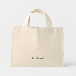 ¡Mi idea grande! Bolsa Tela Pequeña