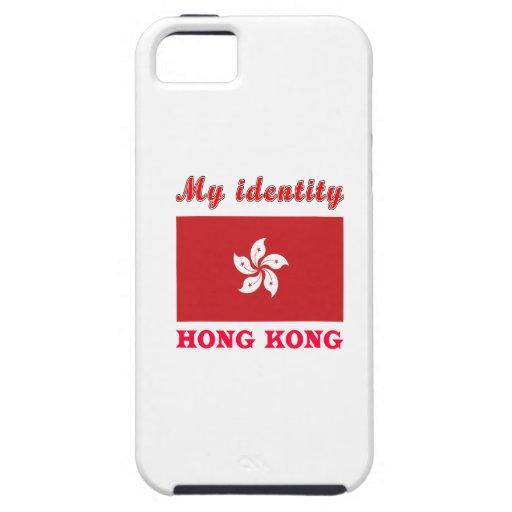 Mi identidad Hong Kong iPhone 5 Cobertura