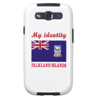 Mi identidad Islas Malvinas Galaxy S3 Protectores