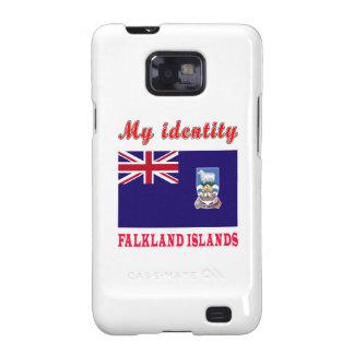 Mi identidad Islas Malvinas Samsung Galaxy S2 Funda