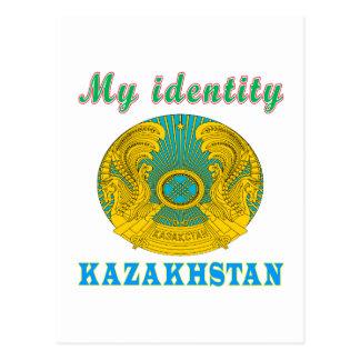 Mi identidad Kazajistán Postal