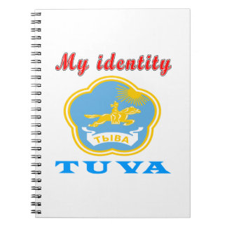 Mi identidad Tuva Cuadernos