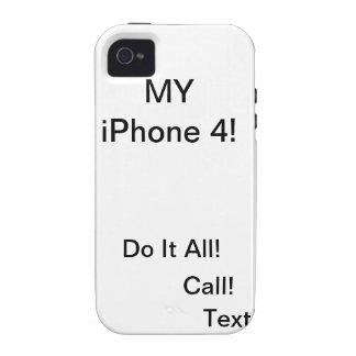 ¡Mi iPhone 4! iPhone 4 Carcasa