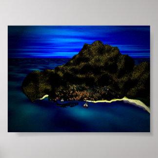 Mi isla ideal impresiones