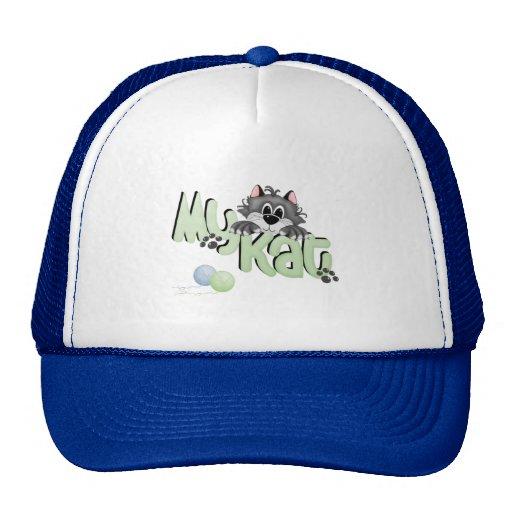 Mi Kat, gorra del muchacho