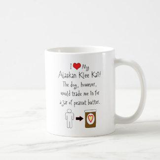 Mi Klee de Alaska Kai ama la mantequilla de Taza Clásica