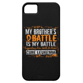 Mi leucemia demasiado 2 Brother de la batalla iPhone 5 Carcasas