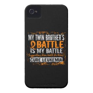 Mi leucemia demasiado 2 Brother gemelo de la iPhone 4 Carcasas