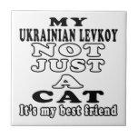 Mi Levkoy ucraniano no apenas un gato Tejas